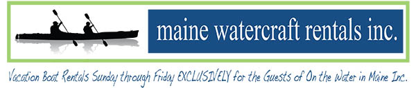 Maine Watercraft Rentals Inc.